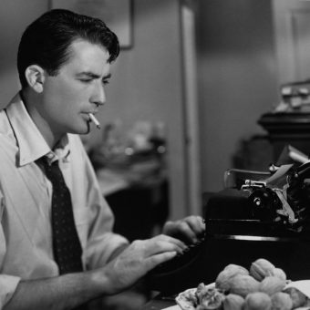 A Brilliant Rejection Letter From Gregory Peck