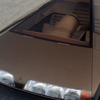 The 1980 Citroën Karin Reimagines the Car as Futuristic Sci-Fi Masterpiece