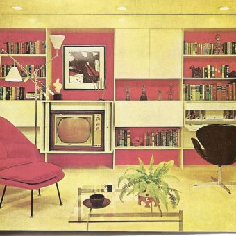 The Enduring Allure of Mid-Century Modernism