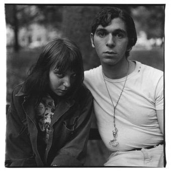 """A Photograph is a Secret About a Secret"": Diane Arbus' New York Park Portraits"