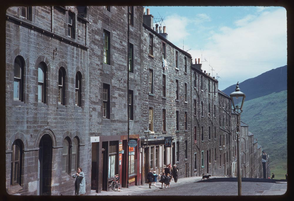 Jun. 18, 1961 - Archer Street, Edinburgh
