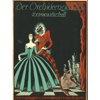 Der Orchideengarten: The World's First Fantasy Magazine
