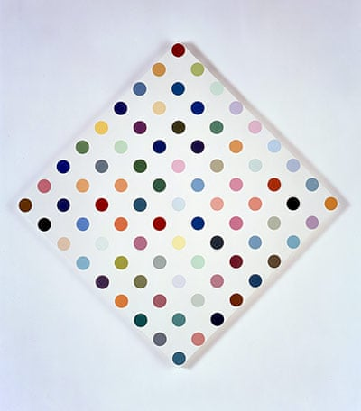 Eucatropine (2005) Photograph- Damien Hirst:Science Ltd:Gagosian Gallery