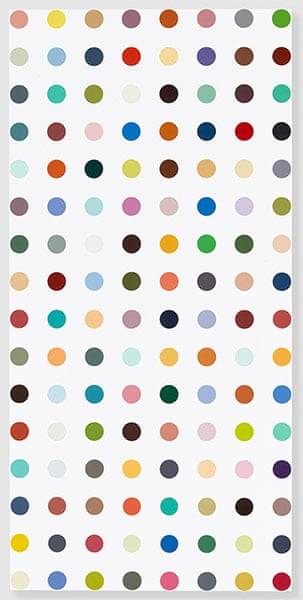 Famotidine (2004-11) Photograph- Damien Hirst:Science Ltd:Gagosian Gallery