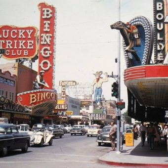Sin City! Pictures of Las Vegas 1906-1971