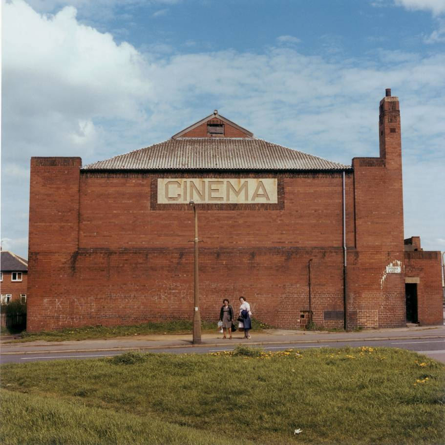Leeds cinema 1970s