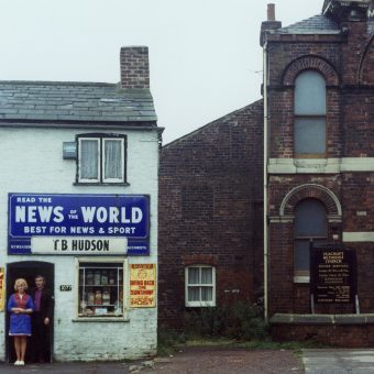 Colour Snapshots of Leeds to London in the 1970s