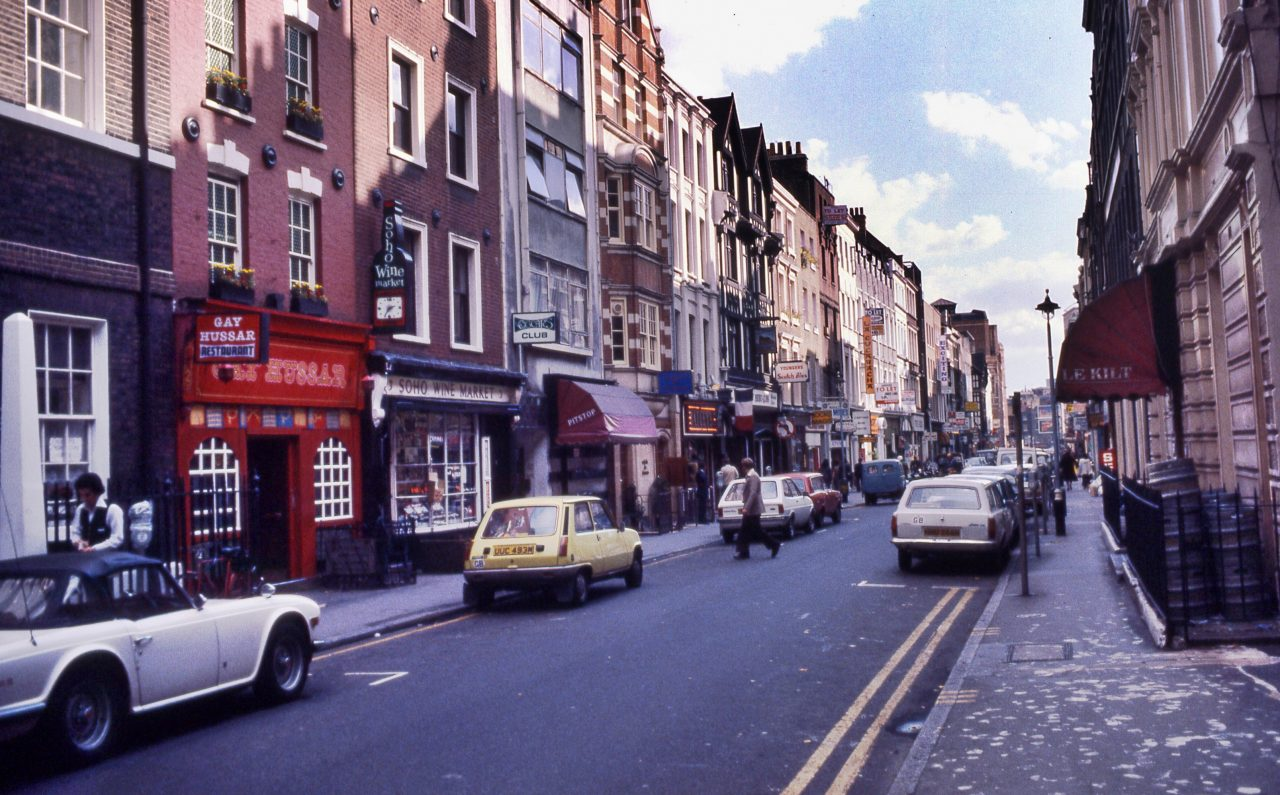 Life in London 1977  – Archive Footage