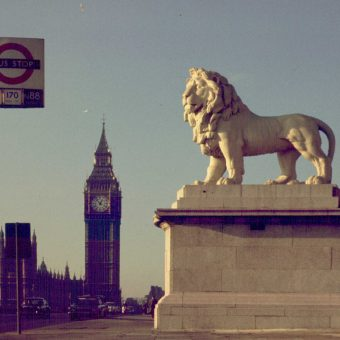London Retro – Ektachrome Snapshots from the 1960s