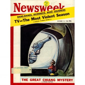 A Look Through Newsweek October 1958
