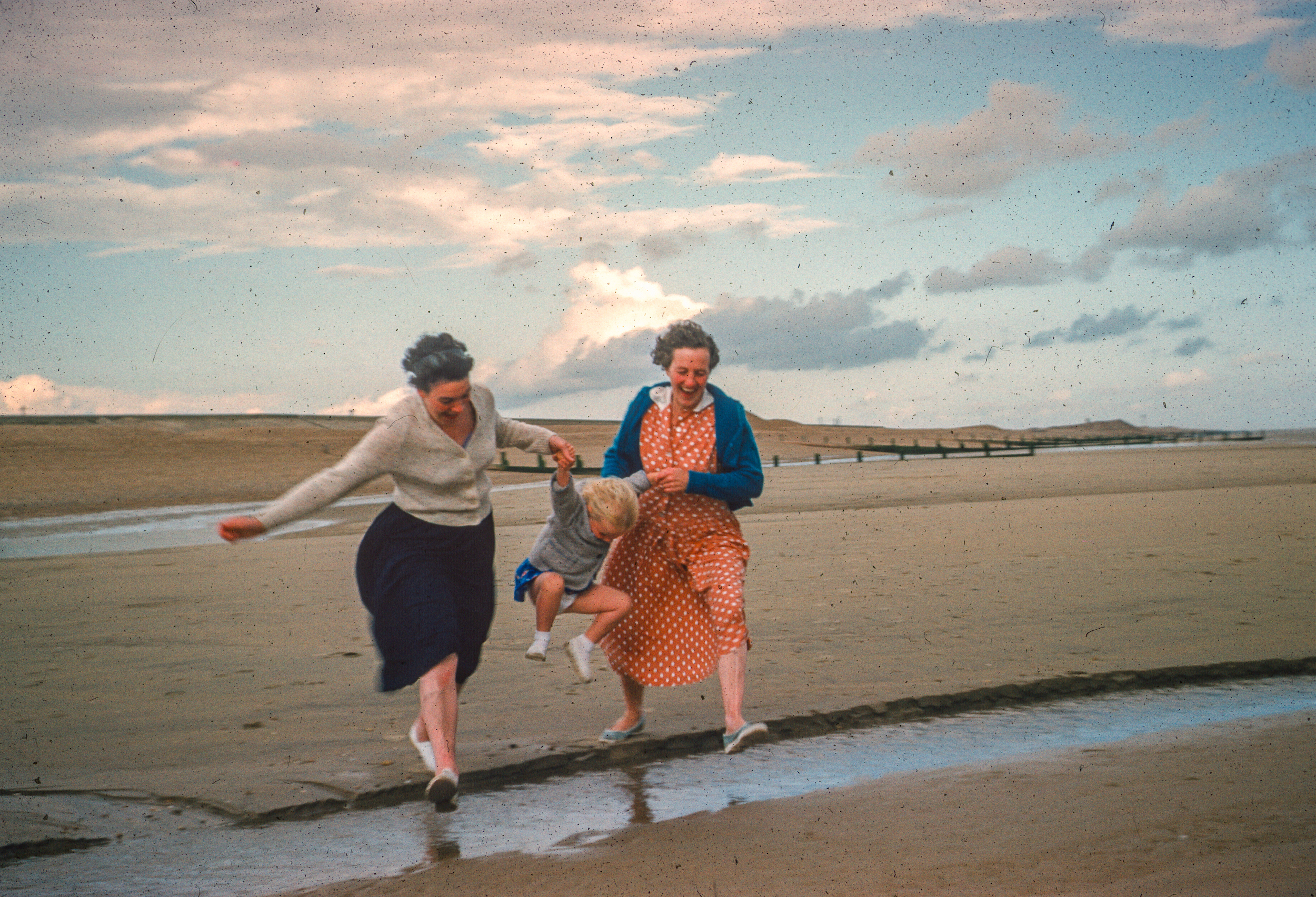 Leaping - Location Unknown - Aug. 1960