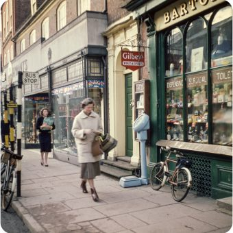 Found Colour Snapshots of a Bygone St Ives (1958-1960)