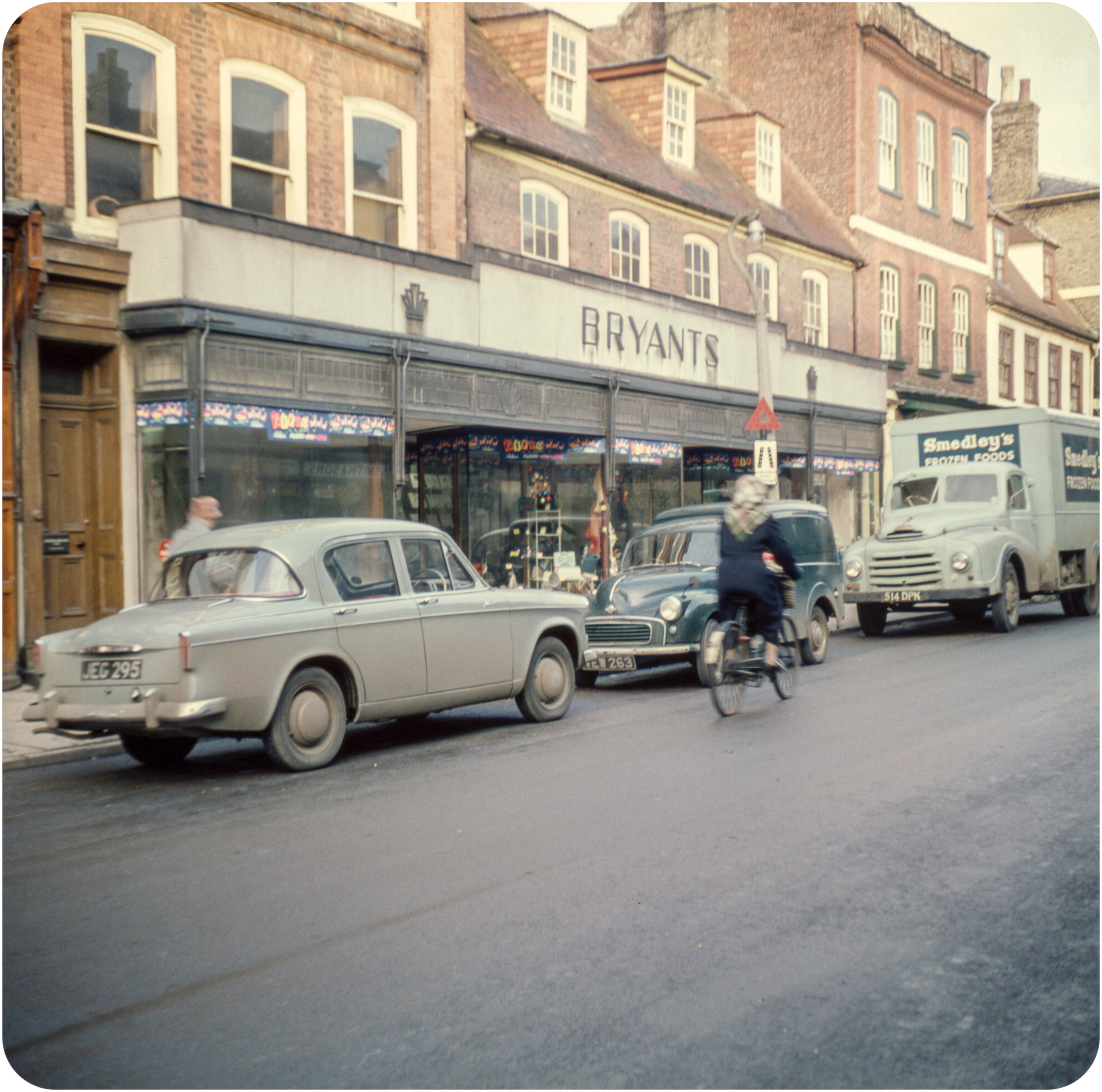 """""""Bryants Gifts"""" -Cornwall Location Unknown - Circa 1960"""