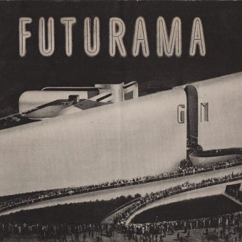 The 1939 New York World's Fair Invents the Future: Welcome to 'The World of Tomorrow'