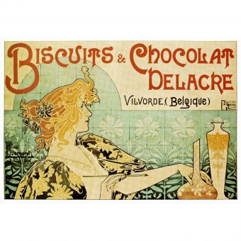 Gorgeous Art Nouveau Posters from La Belle Epoque