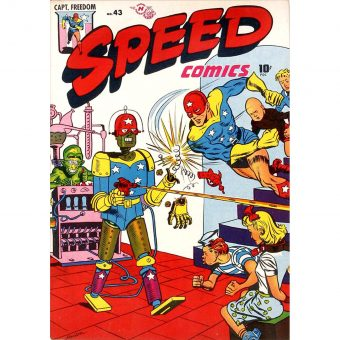 Programmed for Lameness: Awful Comic Book Covers Featuring Robots