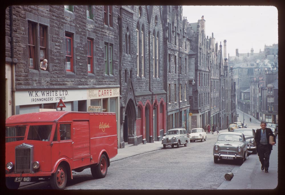 Jun. 16, 1961 - Blackfriars Street Edinburgh
