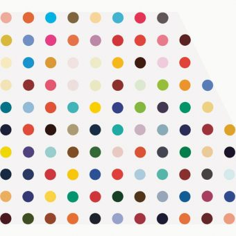 'Shoot The Curator': John Frankland on Damien Hirst The Complete Spot Paintings 1986 – 2011