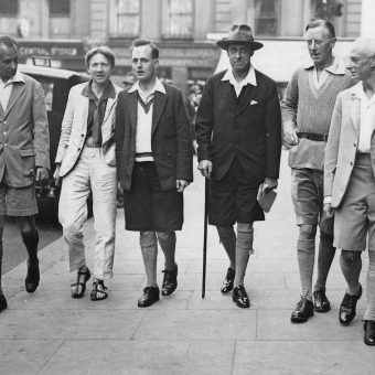 """I Think You've Forgotten Your Trousers"" – Bunny Austin and the Men's Dress Reform Party"