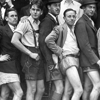 """""""You've Forgotten Your Trousers Sir"""" – Bunny Austin's Shorts and the Men's Dress Reform Party"""