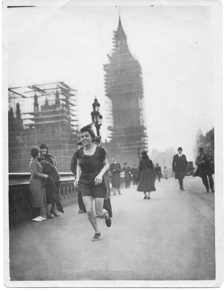 Florence Ilott westminster bridge 1934