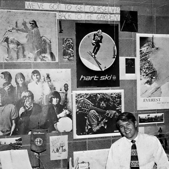 On the Walls in the 1970s: Pictures of the Poster Craze