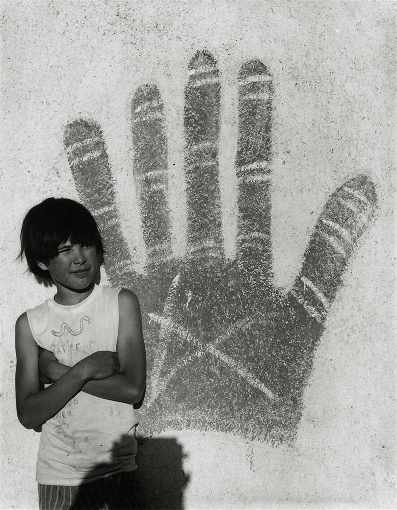 Danny LyonJohnnie Sanchez as a Boy, Bernalillo, NM., 1973