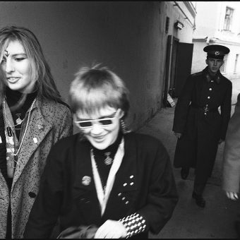 Igor Mukhin's Photographs Capture the Underground Rock Scene in Moscow and Leningrad at the Tail End of the Soviet Union
