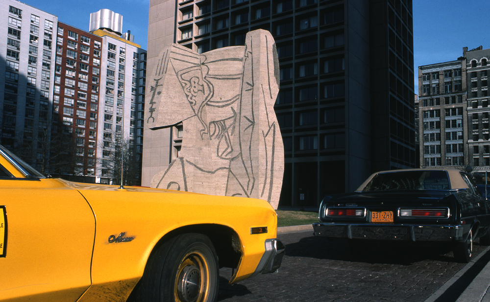 Picasso Manhattan NYC 1978