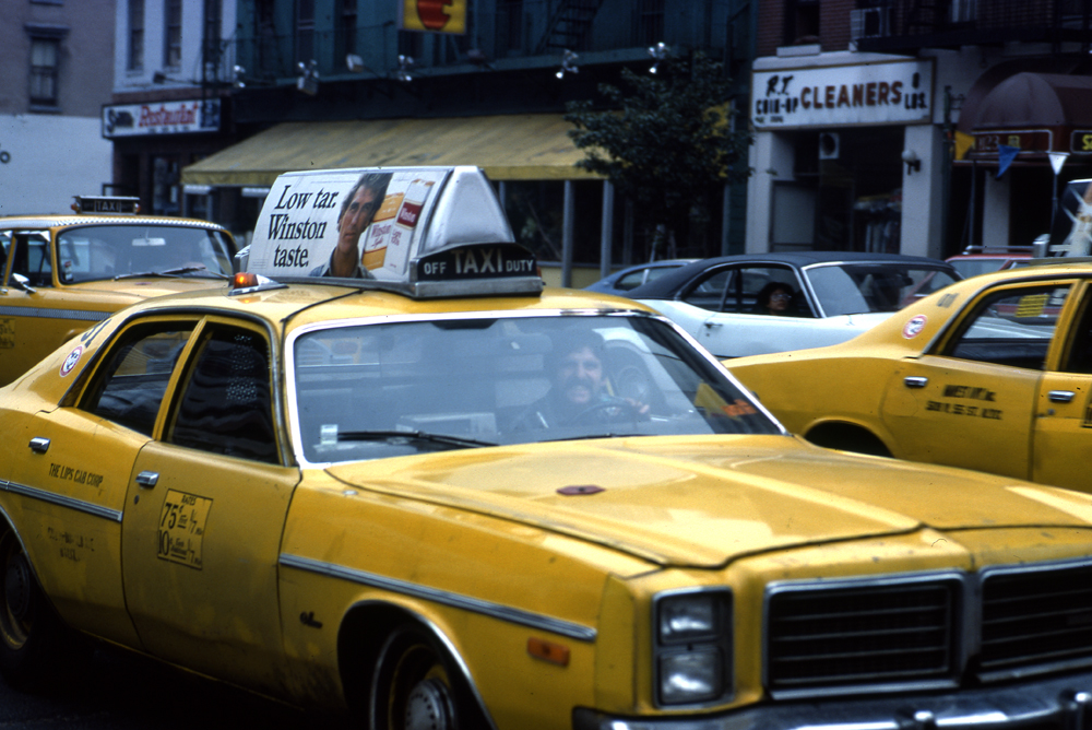Manhattan NYC 1978