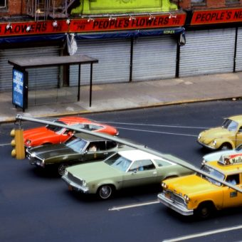 30 Photos Of New York City In 1978