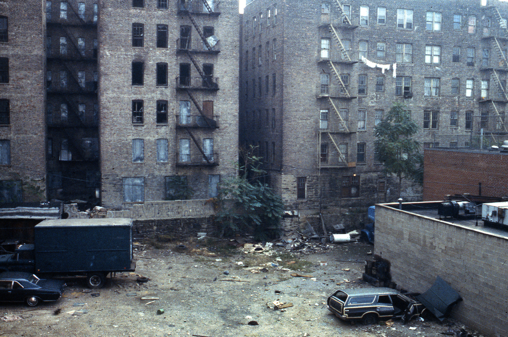The Bronx. Manhattan. NY 1978