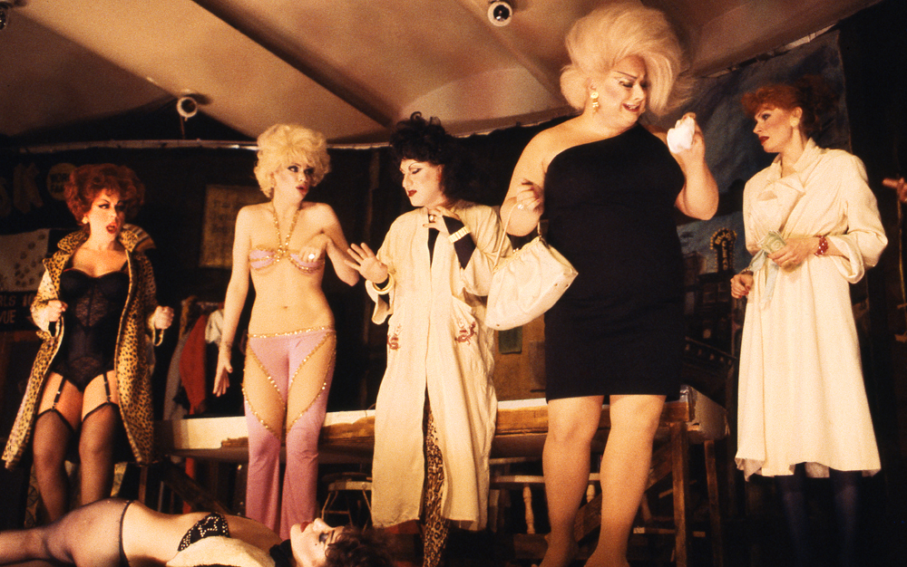 Divine in The Neon Woman at The Nightclub NYC 1978