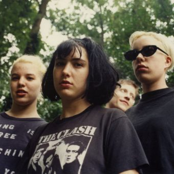 The Riot Grrrl Revolution: Bikini Kill and 90s Feminist Punk Brings Girls to the Front
