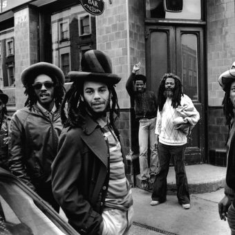 Adrian Boot's Historic Photographs Document the UK Roots Reggae Scene in the 70s and 80s