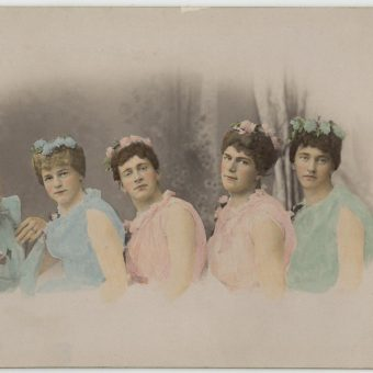 19th Century Student Drag Queens