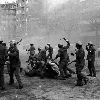 Barcelona 1976: When Franco's Fascists Attacked