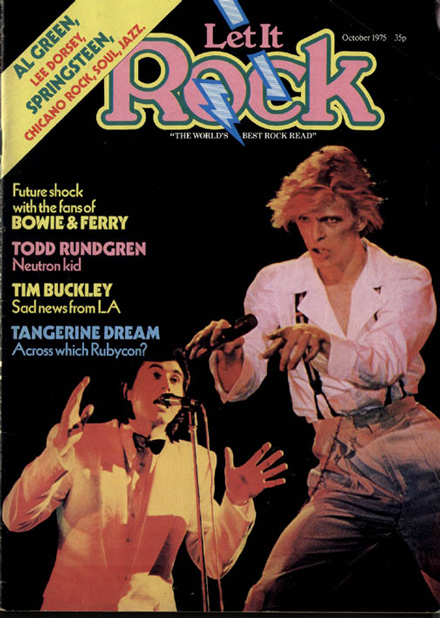 Let It Rock, October 1975
