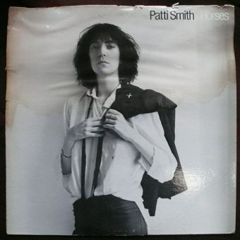 Patti Smith's Horses And Pink Tea Cup Eggs With Robert Mapplethorpe