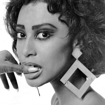 Donyale Luna, the First Black Supermodel, Works with Richard Avedon, Andy Warhol, Salvador Dalí, Federico Fellini, and The Rolling Stones