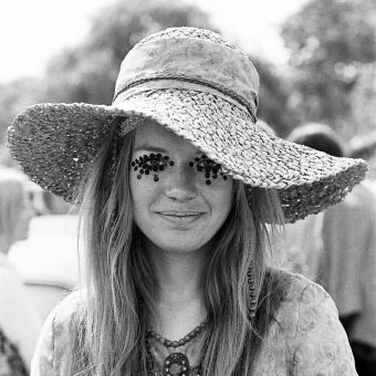 Fabulous Photos of the Rolling Stones and the Audience at Hyde Park, July 5 1969