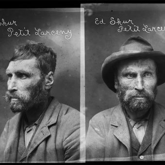 "A Book of Early 1900s Mugshots of Prisoners from California Offers Humanizing Portraits of So-Called ""Criminal Types"""
