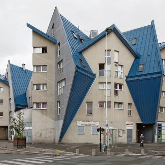 Architecture and Fantasy in Brutalist France