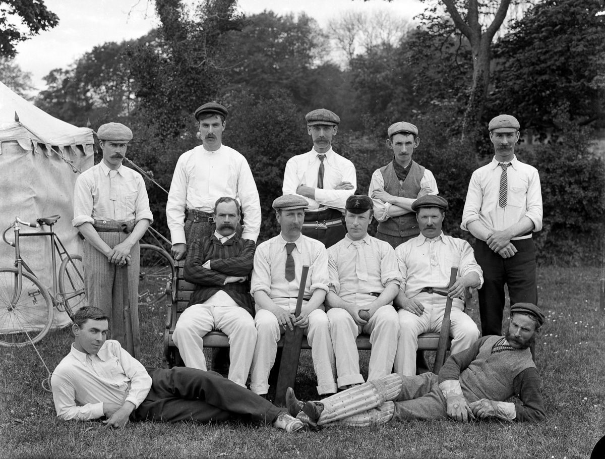 1902 Cricketers players