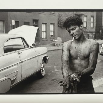 Bruce Davidson Photographs At The Telfair Museums