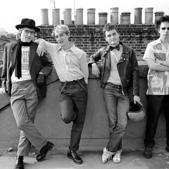 Jah Wobble Talks Bohemian Chelsea, Aswad, Hawkwind, Punk and Sid Vicious