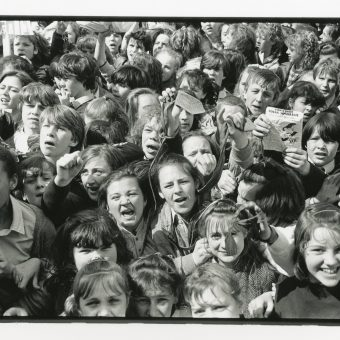 The Liverpool School Strike In Glorious Photos – 1985