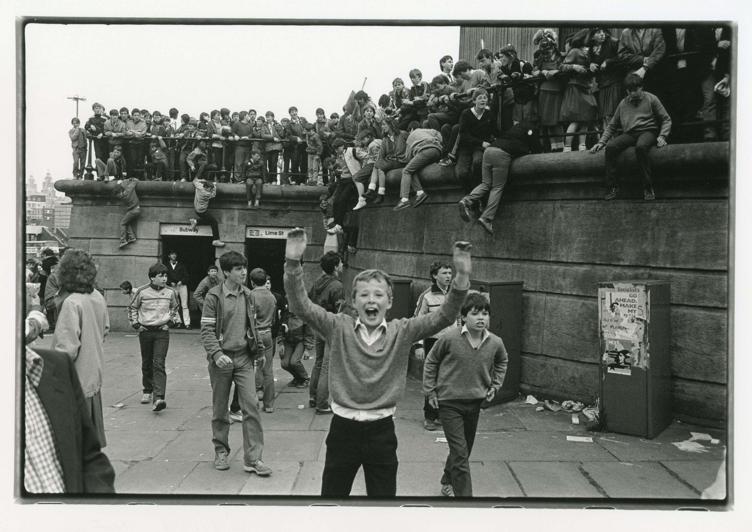 Liverpool School Strike 1985 YTS