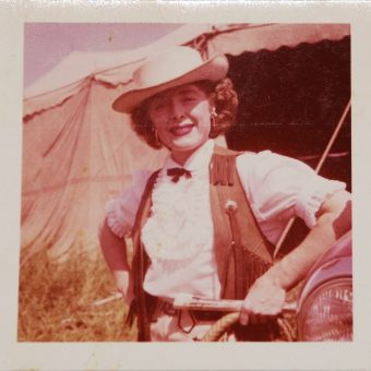Mary Rawls' Life in the Circus: From Busking During the Great Depression to Walking the High Wire While Raising Eight Kids