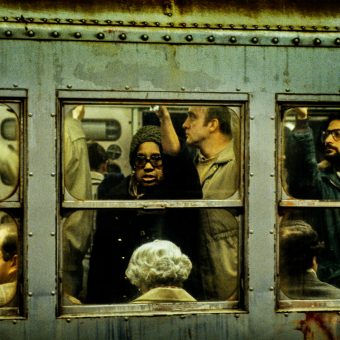Riding The New York Subway – 1977-1984